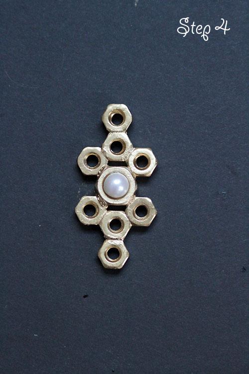 hexnut jewelry